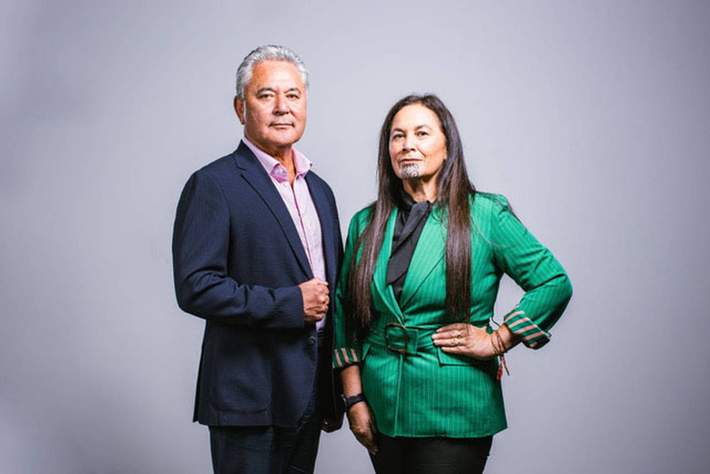 Māori Party co-leaders John Tamihere and Debbie Ngarewa-Packer called in June for 25 per cent of...