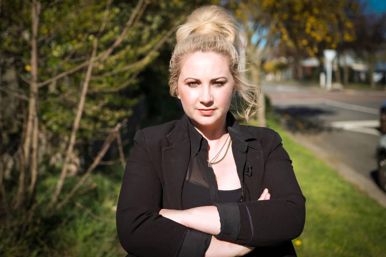 Linwood-Central-Heathcote Community Board chairwoman Alexandra Davids. Photo: Logan Church