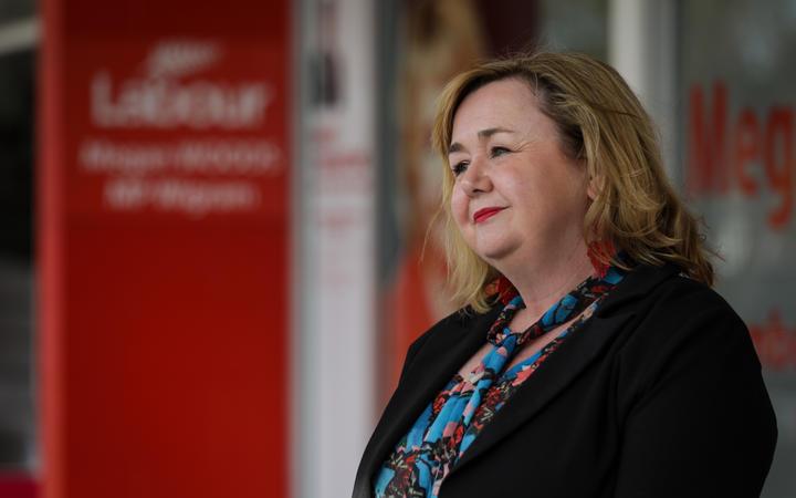 Greater Christchurch Regeneration Minister Megan Woods. Photo: RNZ
