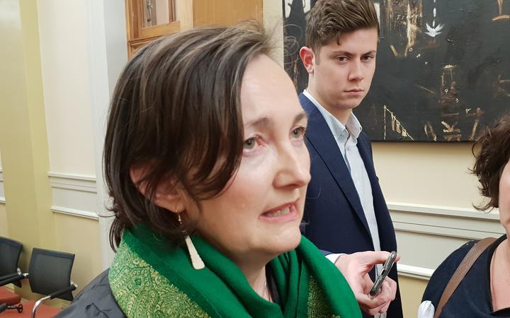 Canterbury University professor Anne-Marie Brady. Photo: RNZ / Jane Patterson