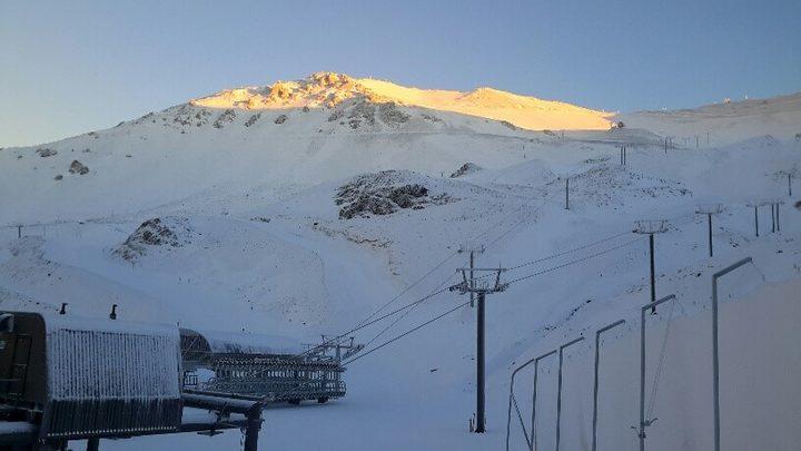 The Mt Hutt ski field. Photo: Supplied / James McKenzie
