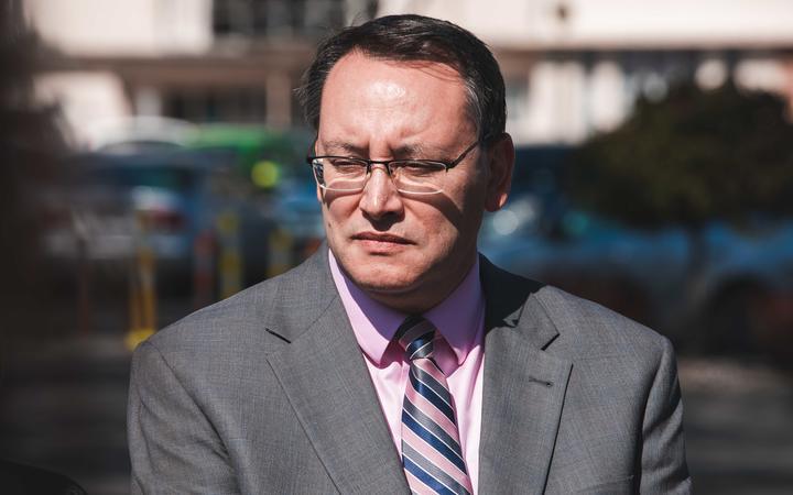 National Party's health spokesperson Dr Shane Reti. Photo: RNZ
