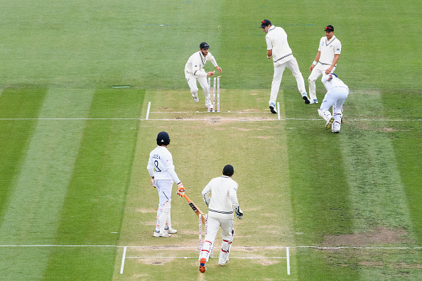 Hagley Oval will hold the second test against Pakistan starting January 3. Photo: Getty Images