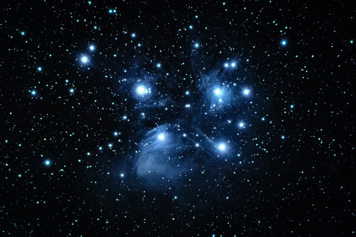 The Pleiades (Matariki) star cluster. Photo: Getty Images
