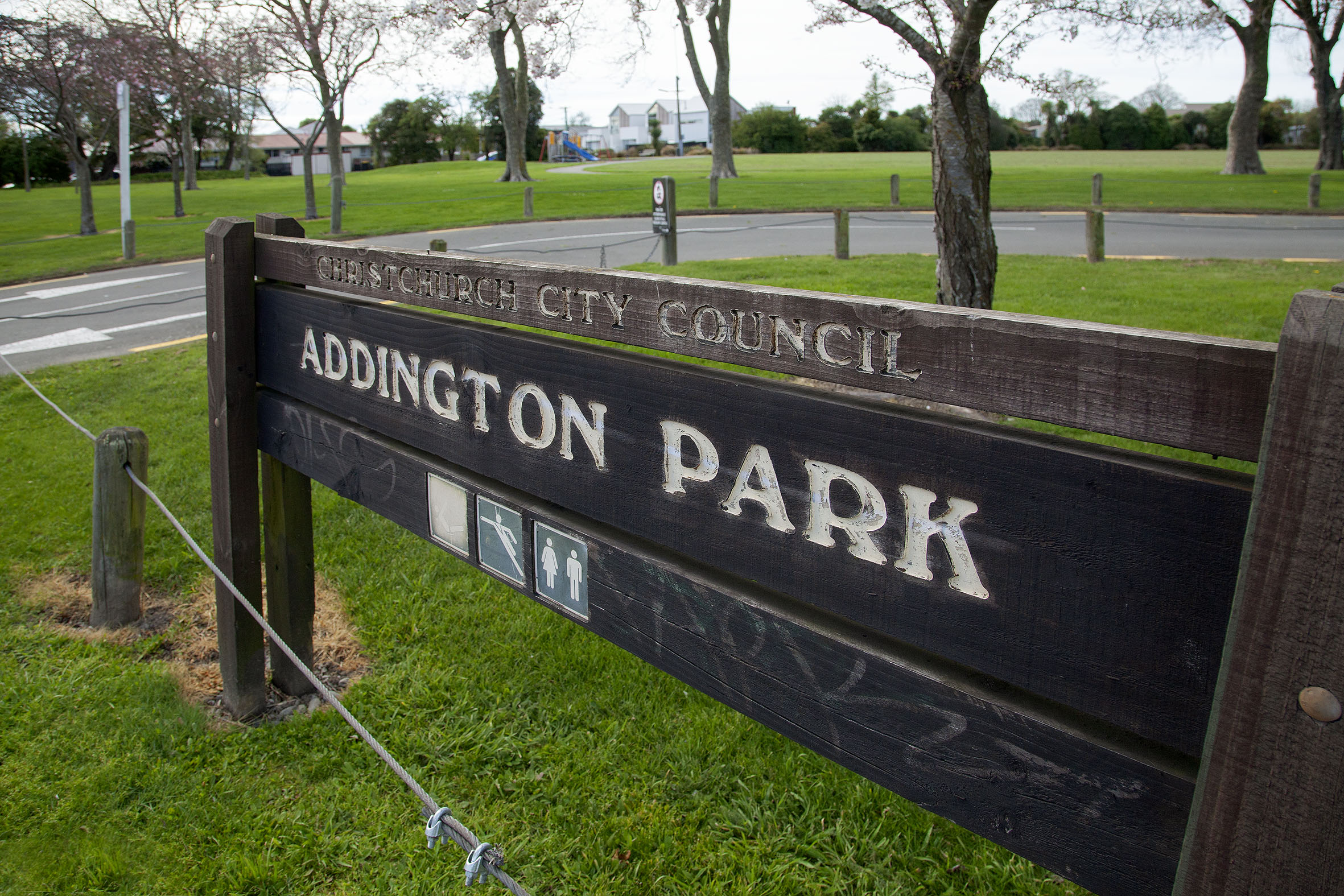 Several improvements have been mooted for Addington Park to make the area safer and to reduce...