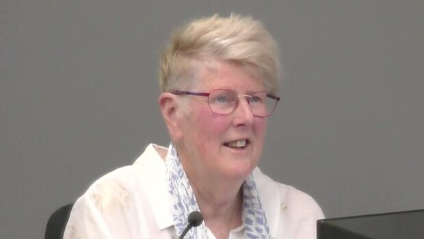 Joan Bellingham said the electroconvulsive therapy left her with weeping sores, and she still had...