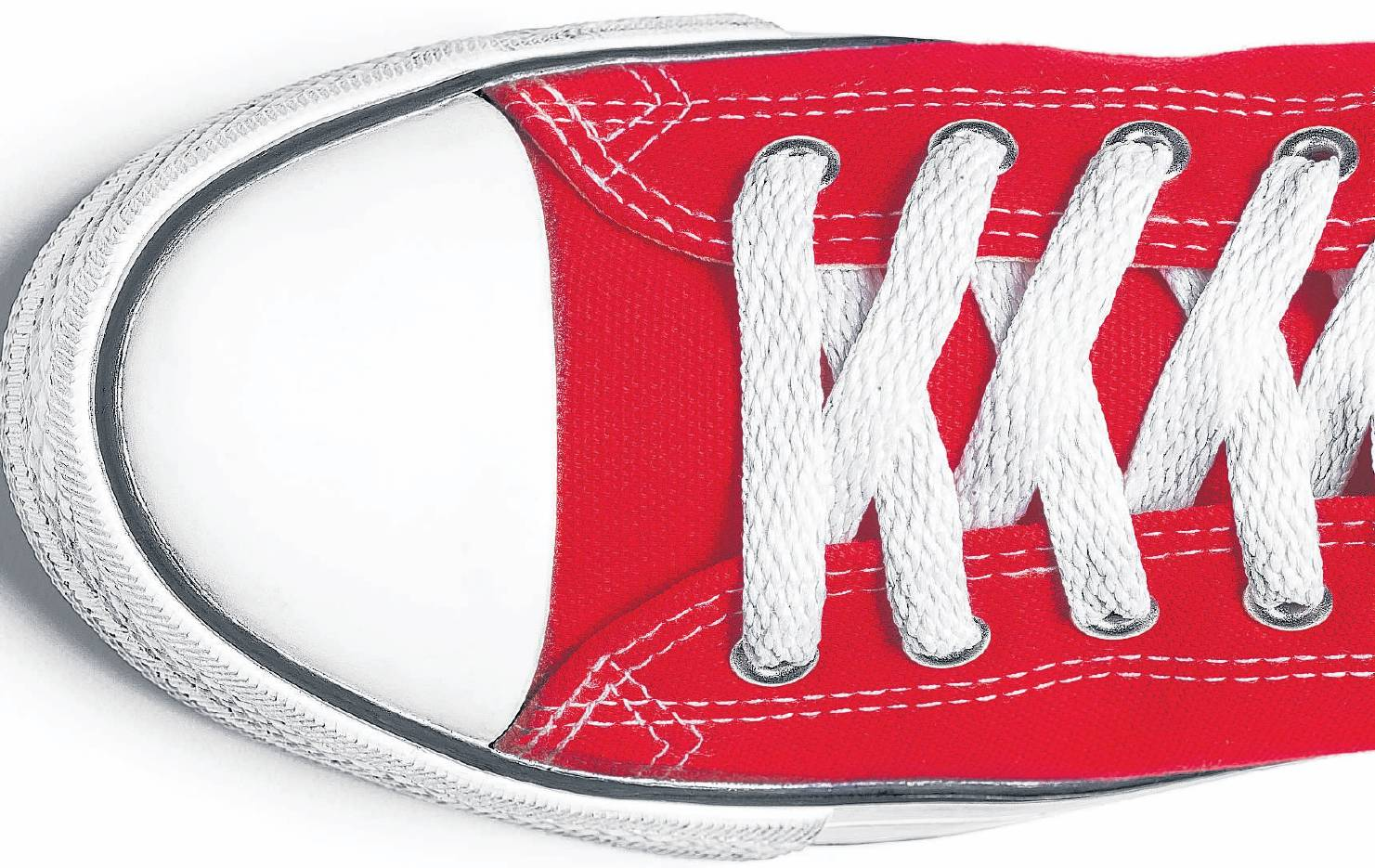 Converse Chuck Taylor All Stars. Photo: Getty Images
