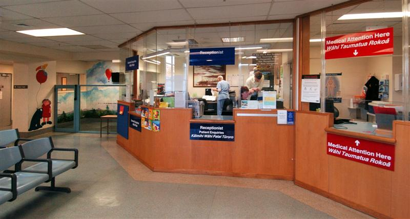 Covid-19 has greatly reduced demand at Dunedin Hospital's emergency department - volumes in June...