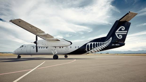 """An allegedly """"intoxicated"""" female passenger was allowed to travel in the cockpit of a Wellington..."""