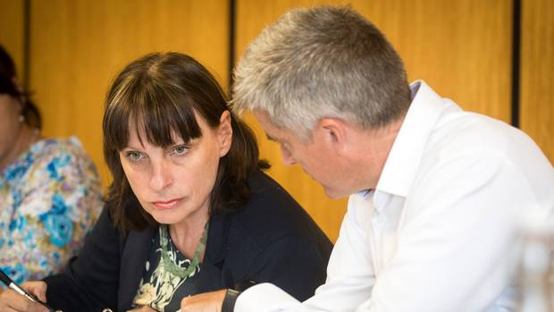 Teachers Disciplinary Tribunal chairwoman Theodora Baker (left) found that no case of serious...