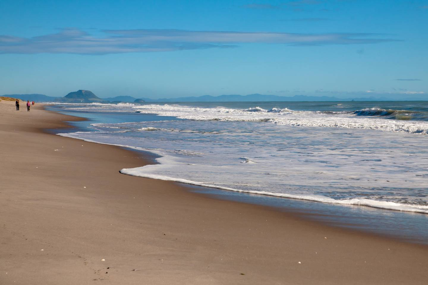 Papamoa in the Bay of Plenty is known for having plenty of beach and grassy areas ideal for...