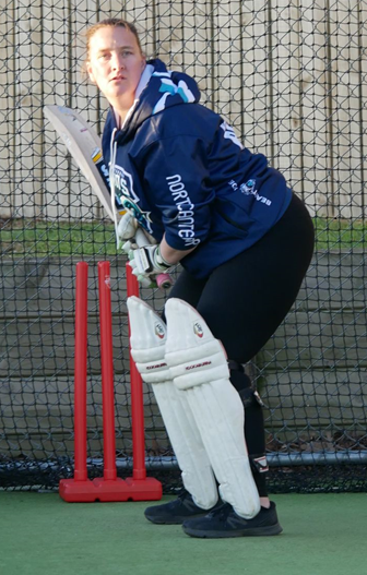 Cricket coach Cat Quinn. Photo: Christchurch United