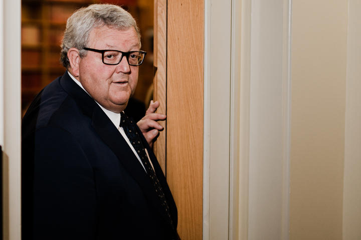 Gerry Brownlee Photo: RNZ / Dom Thomas