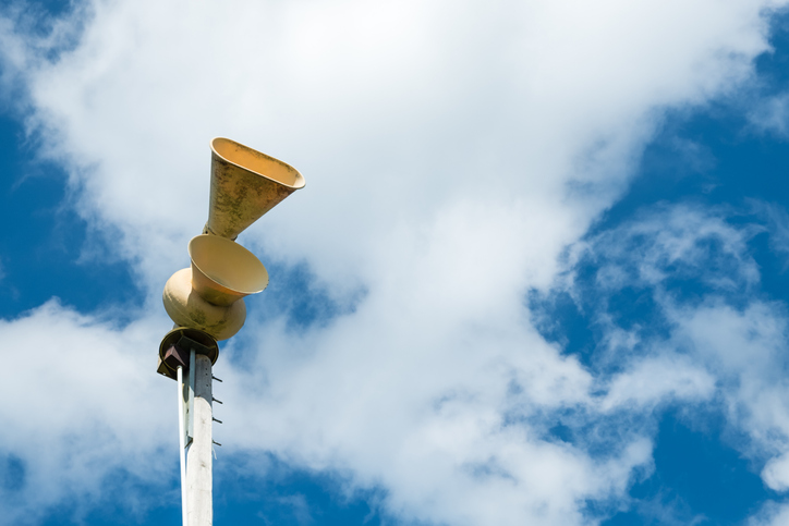 Oxford residents are fighting to keep their fire siren on all night. Photo: File / Getty