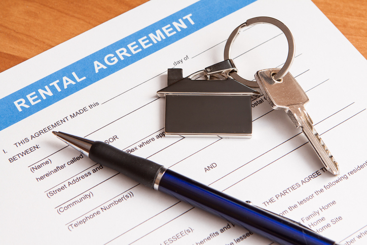 The landlord arranged to come over - but instead served a retaliatory termination notice. Photo:...