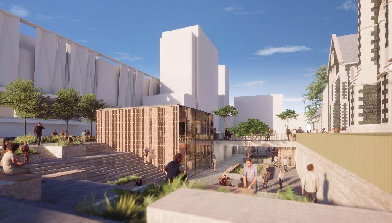 The Visitors Centre. Photo: Supplied