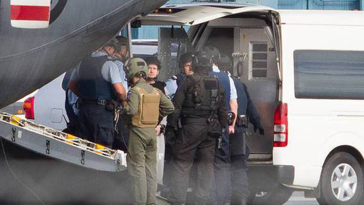 The transportation bill to fly the mosque gunman to and from his sentencing has reached nearly ...