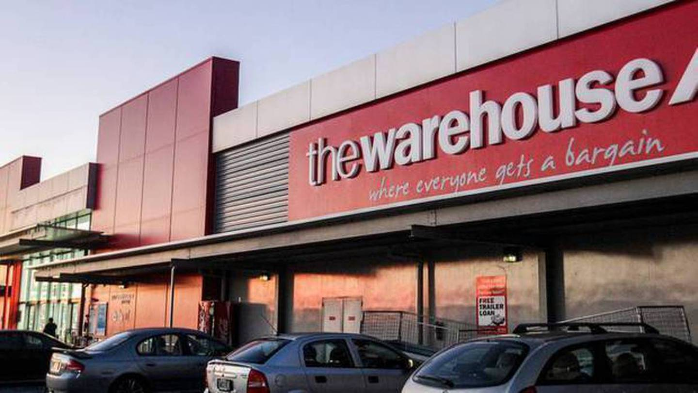The union says hundreds of workers at The Warehouse are being made redundant. Photo: NZH file