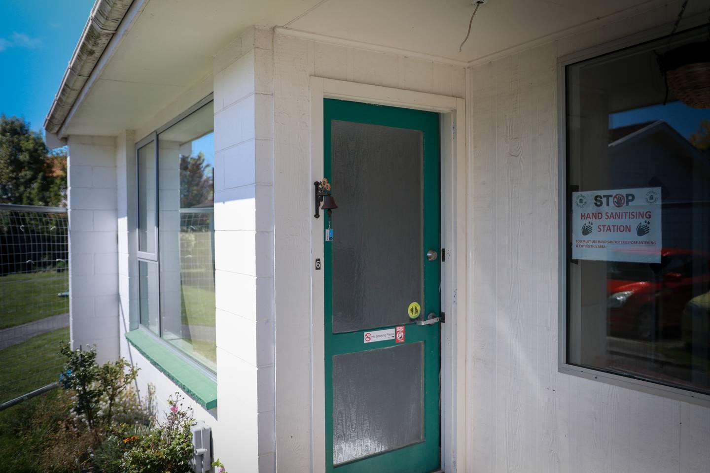 The 10 units are just north of Christchurch's CBD. Photo: Logan Church / NZH