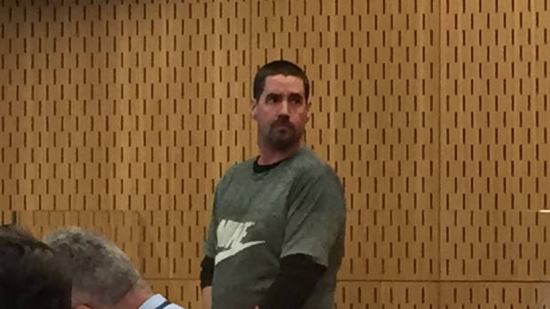 James Harrison Solvander was jailed at Christchurch District Court today. Photo: Kurt Bayer