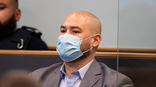 Wiwini Himi Hakaraia, pictured during the first day of the Operation Nova trial at the Auckland...