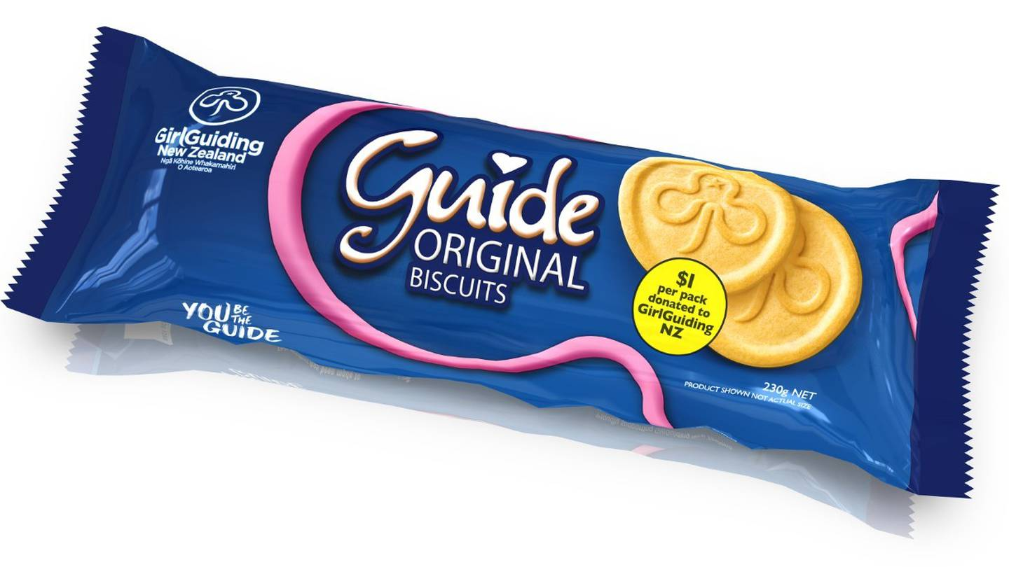 Girl Guide biscuits are back on sale, available at Countdown, SuperValue, and FreshChoice. Photo:...