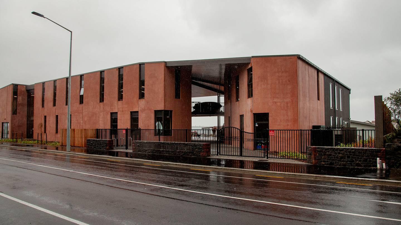 Redcliffs School. Photo: Geoff Sloan