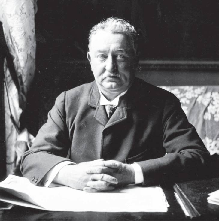 British mining magnate and South African politician Cecil Rhodes. PHOTO: GETTY IMAGES