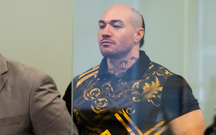 Connor Michael Tamati Clausen was found guilty of money laundering and drug supply, in October....
