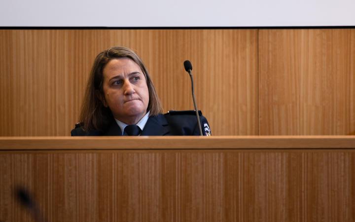 Auckland Women's Prison deputy prison director Alison Fowlie. Photo: RNZ