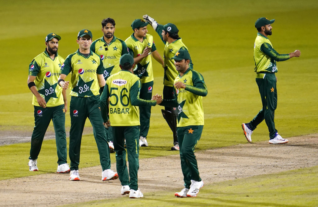 Fifty-three members of the squad arrived in Christchurch on November 24. Photo: getty