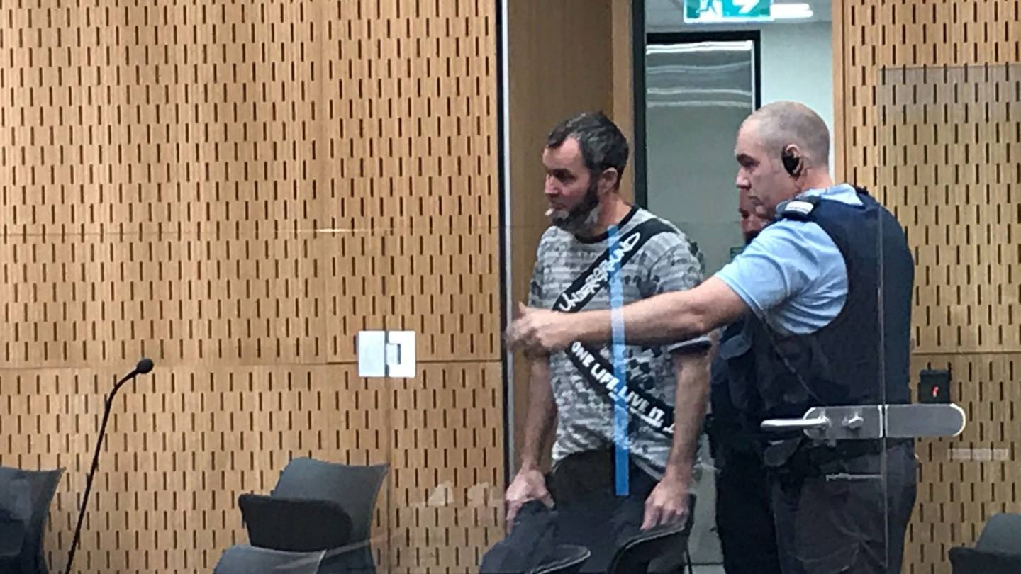 Daryl John Price was jailed at the High Court in Christchurch today. Photo: Tim Cronshaw / NZH
