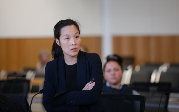 Lawyer Hannah Kim was shocked to find Auckland Women's Prison bombed inmates with pepper spray....