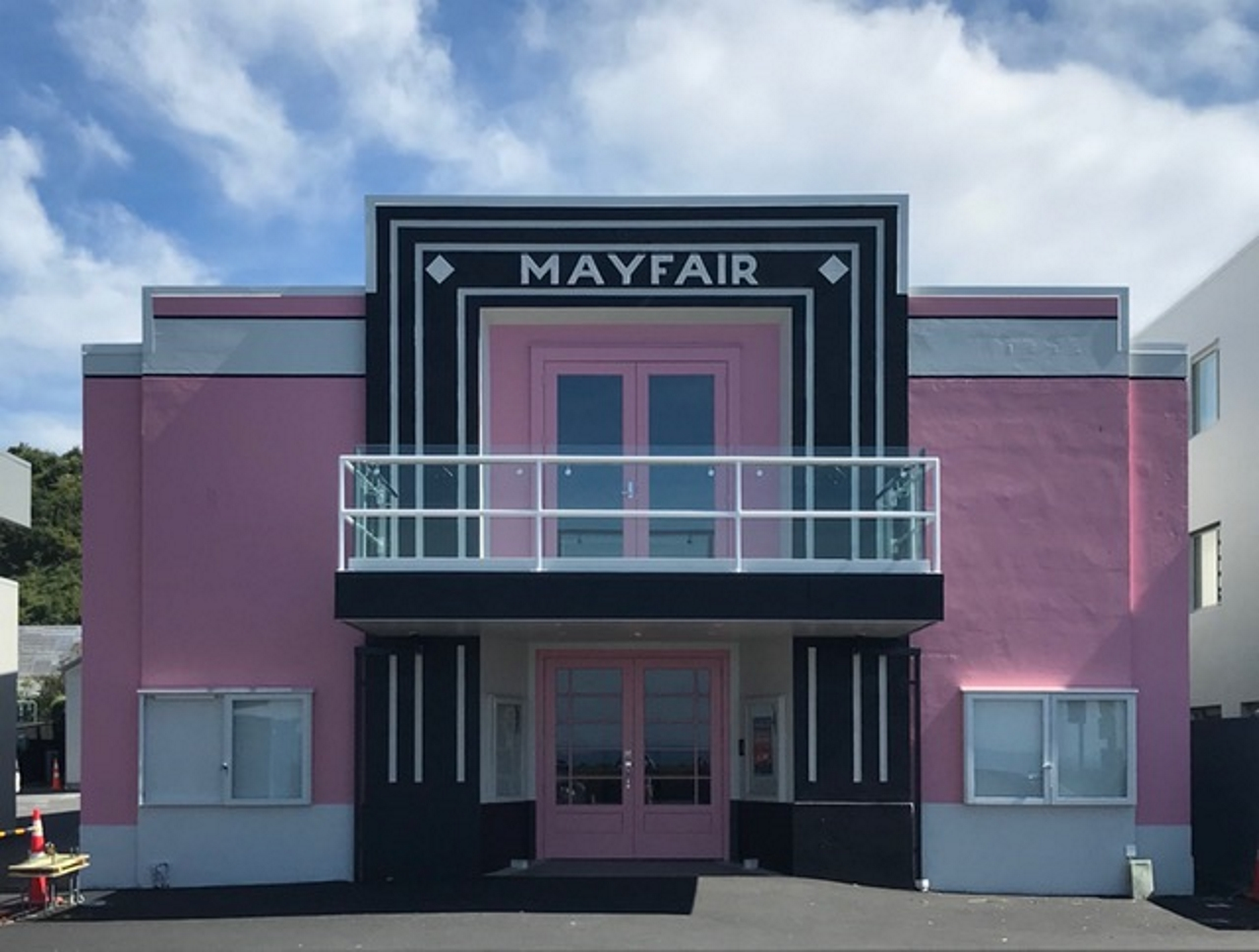 Kaikoura's Mayfair Theatre is set to reopen after its $3.6 million restoration. Photo: File