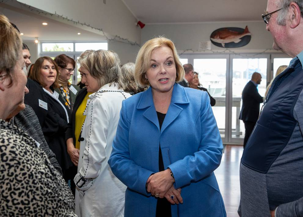 National Party leader Judith Collins. Photo: NZ Herald