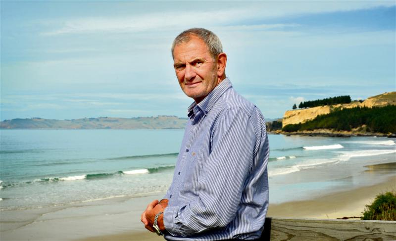 Karitane resident Ray Grubb, who is embarking on an epic Land Rover journey from Singapore to...