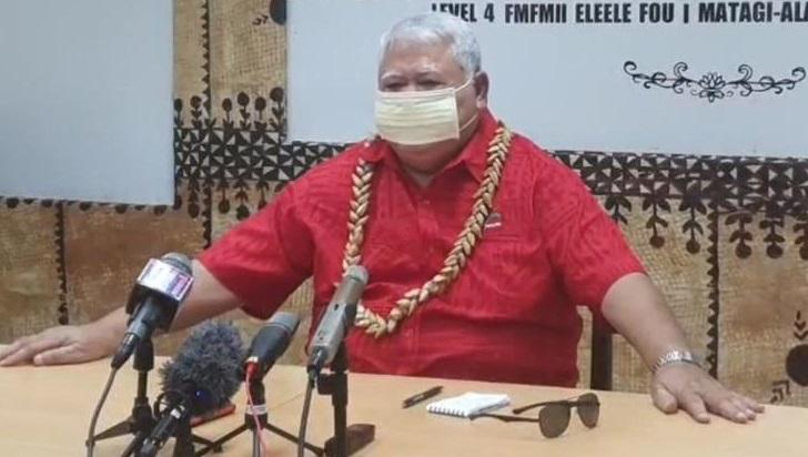 Prime Minister Tuila'epa Sa'ilele Malielegaoi. Photo: Samoa Government