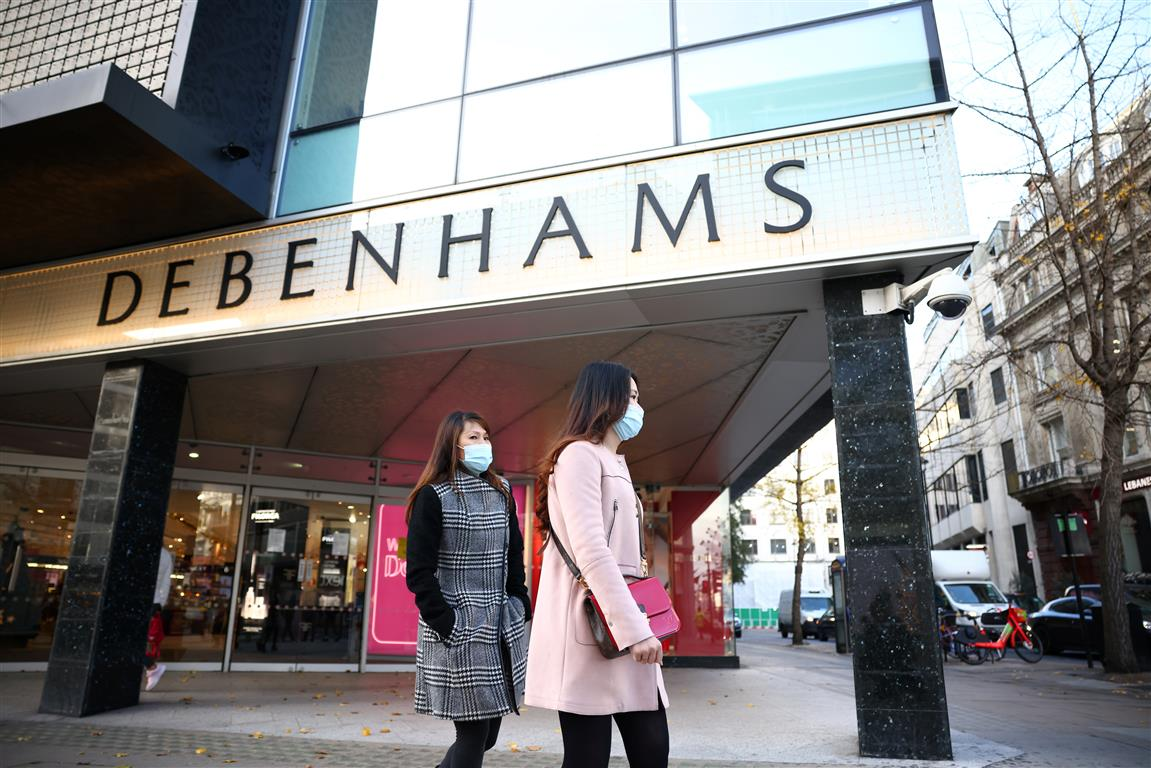 Debenhams set to close as 12,000 jobs put at risk