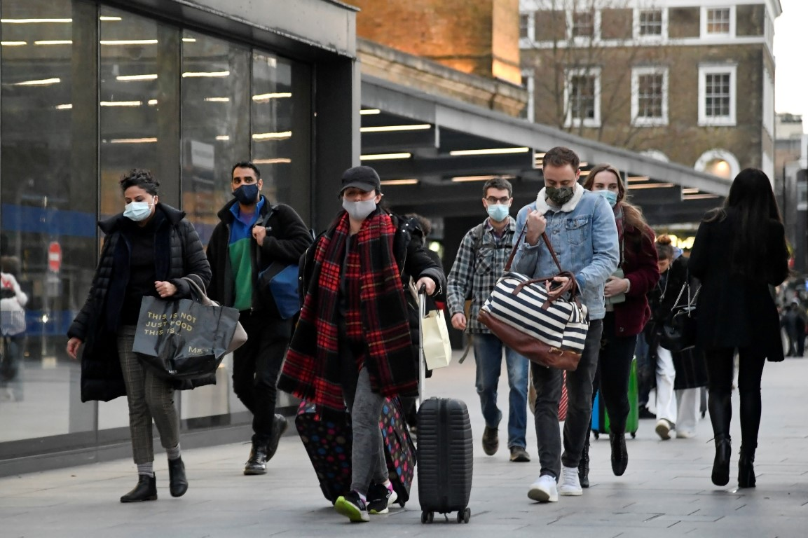 London could be under lockdown for months: UK Health Secretary