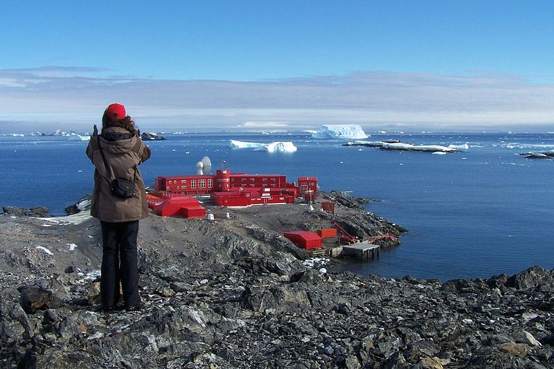 Pandemic Officially Global Now? First COVID Cases Reportedly Identified in Antarctica