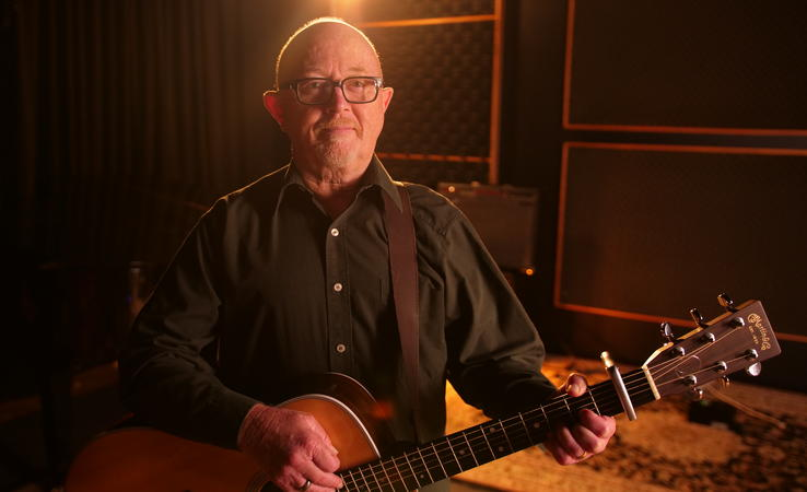 Dave Dobbyn burst onto the scene with Th' Dudes in 1979, and enjoyed further success with his...
