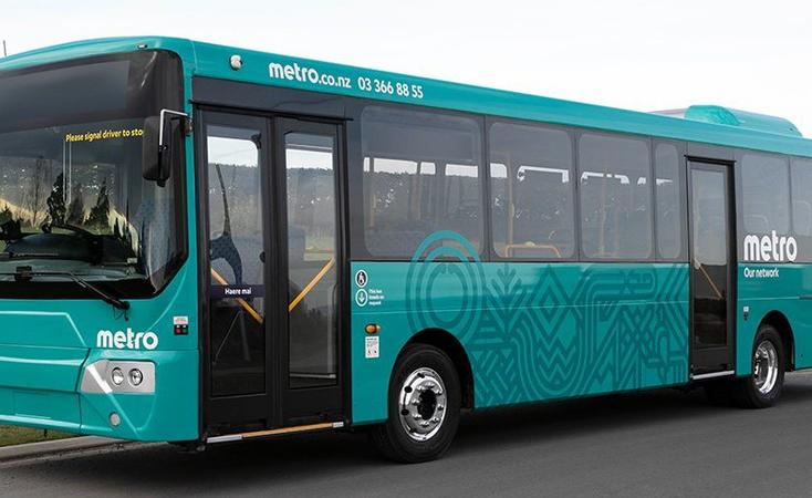 The Disabled Persons Assembly said negative feedback about the hard-to-see teal buses had been...
