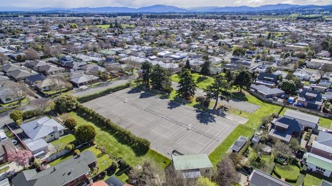 229A King St in Rangiora sold for $1.3 million to a developer on Thursday. Photo: Supplied