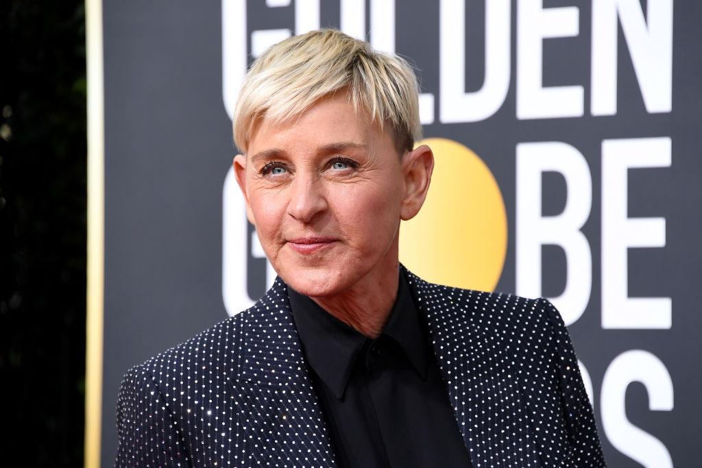Ellen DeGeneres. Photo: Getty