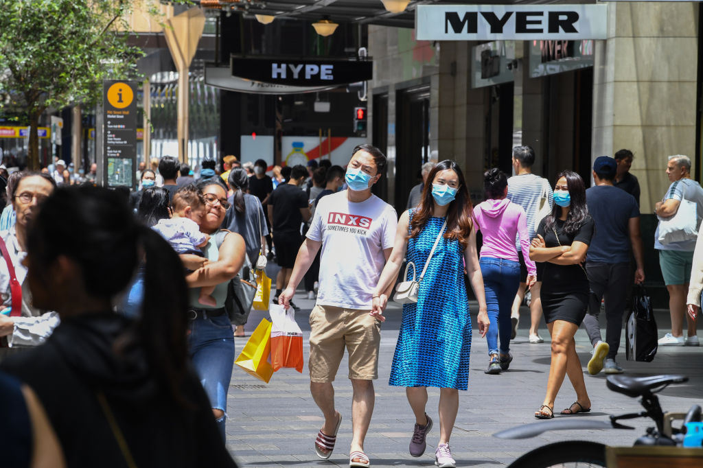 Covid: Sydney to keep restrictions for Christmas amid outbreak