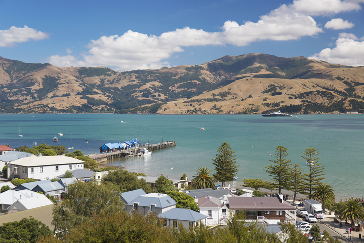 Akaroa. Photo: Getty Images