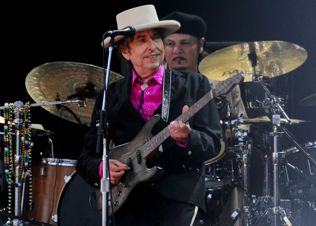 Bob Dylan Sells Songwriting Catalog For A Reported $300 Million