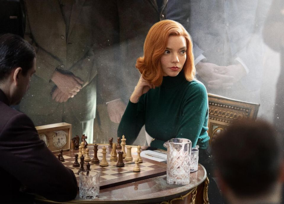 Anya Taylor-Joy in The Queen's Gambit is credited with a spike in interest at the Canterbury...