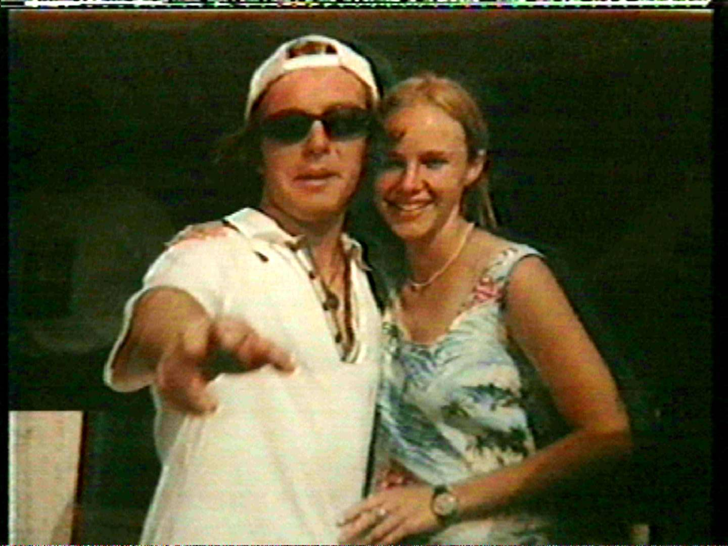 Missing couple Ben Smart and Olivia Hope. Photo: Supplied