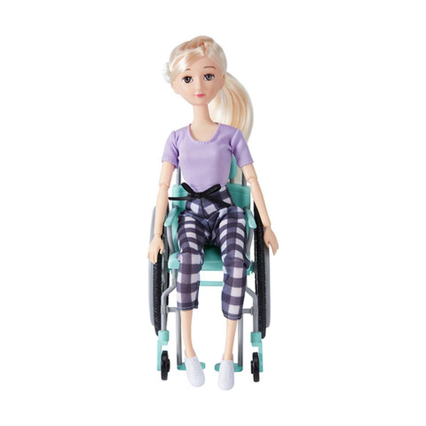 A doll of a girl in a wheelchair can also be purchased in Kmart stores across New Zealand. Photo:...